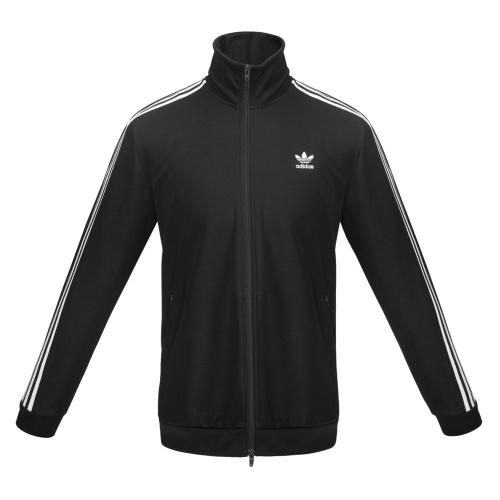 Куртка тренировочная Franz Beckenbauer, черная