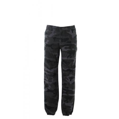 KABUL Штаны с карманами, темно-синий