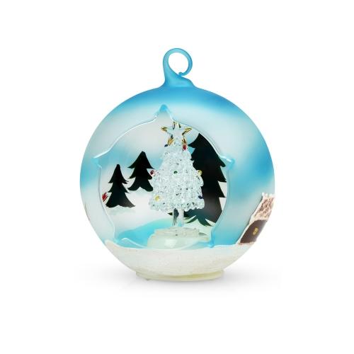 Сказочное рождественское дерево