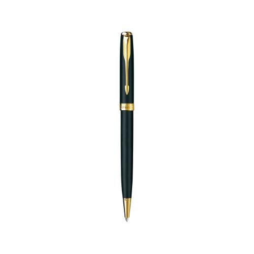 Ручка Parker шариковая «Sonnet Matte Black GT»