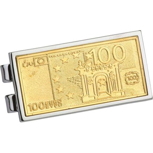 Зажим для денег «Сто евро»
