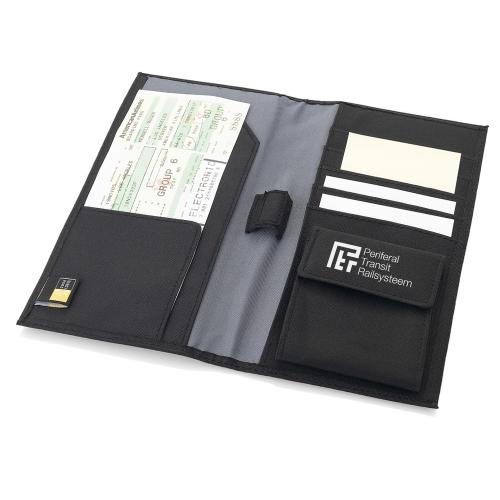Бумажник дорожный «Каре»