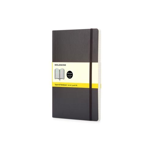 Записная книжка Classic Soft, Pocket (в клетку)