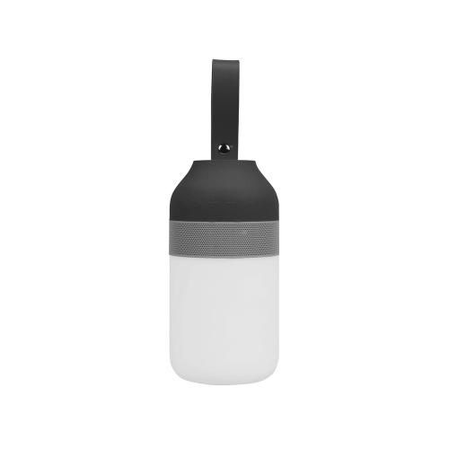 Портативный беспроводной Bluetooth динамик «Lantern» со встроенным светильником
