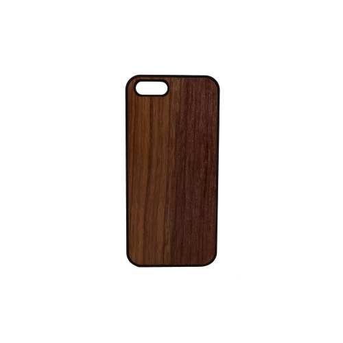 Чехол-бампер для iPhone 5/5s/SE, орех