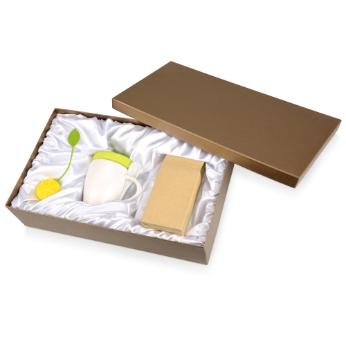 Подарочный набор «Лимонный» чайный
