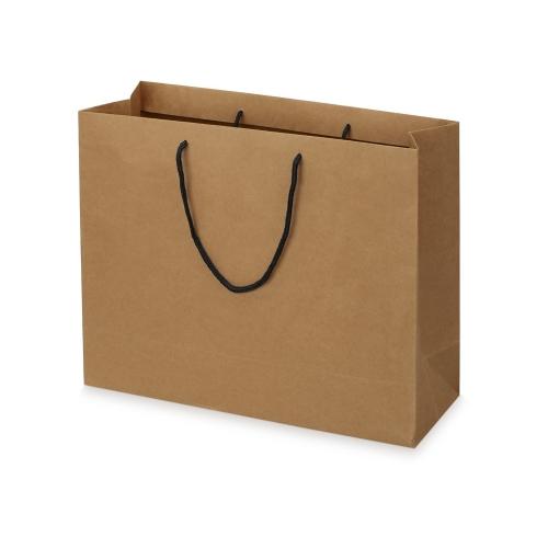 Пакет подарочный Kraft L