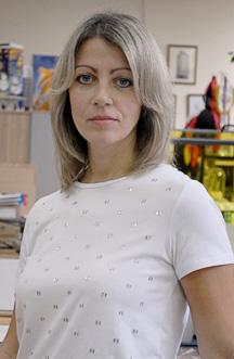 Жарикова Наталья