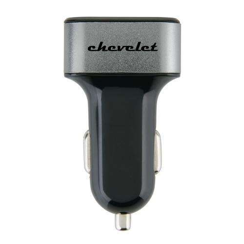 Мощное 3.1A зарядное устройство для автомобиля с 3 USB-порт