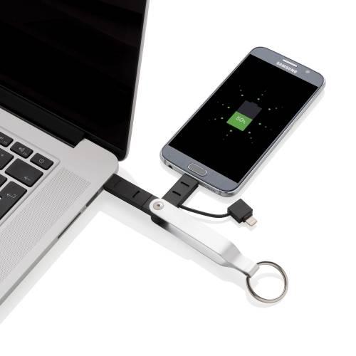 USB-кабель MFi 2 в 1