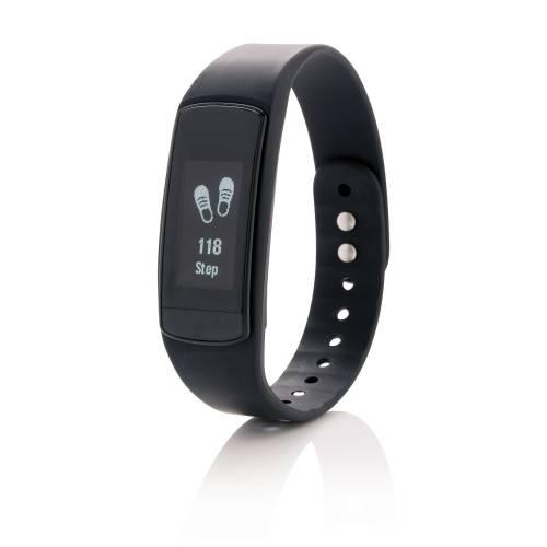 Фитнес-браслет с сенсорным экраном