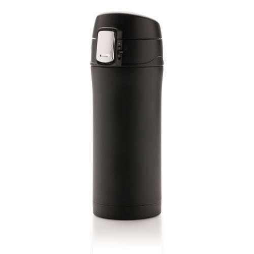 Термокружка Easy lock, 300 мл, черный
