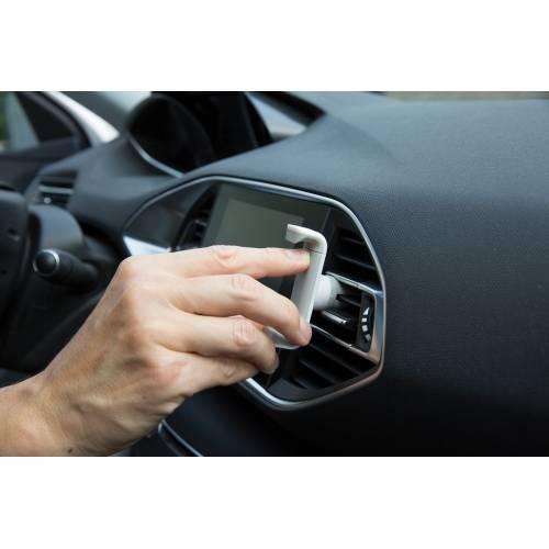Автомобильный держатель для телефона 360, белый