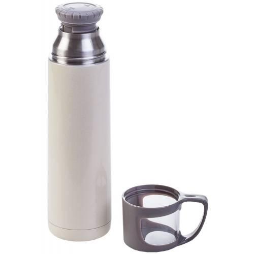 Термос Coffee Break, кремовый