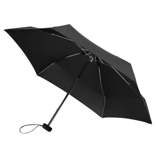 Зонт складной Unit Five, черный