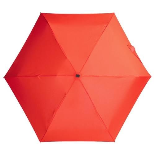 Зонт складной Unit Five, красный