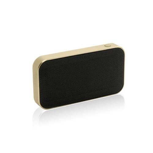 Беспроводная колонка Micro Speaker Limited Edition, золотистая