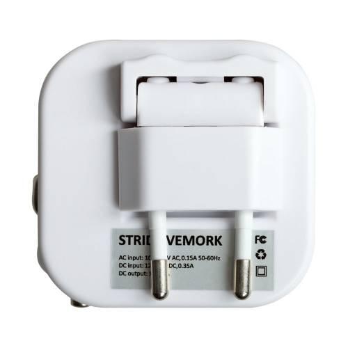 Зарядное устройство Vemork, белое
