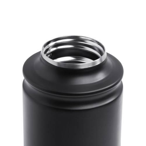 Термостакан Golchi 2 в 1, черный