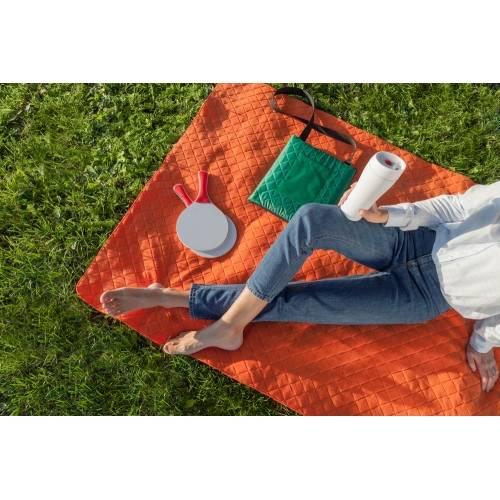 Плед для пикника Comfy, ярко-синий