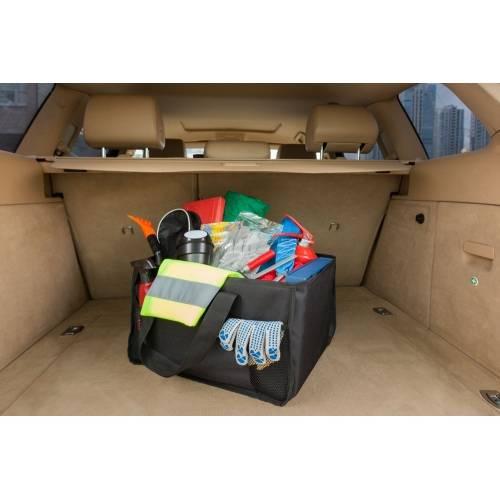 Органайзер в багажник автомобиля Unit Carry, черный