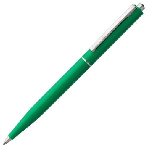 Ручка шариковая Senator Point ver.2, зеленая
