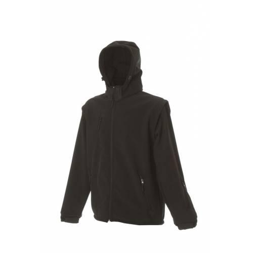 BRUNICO Куртка софтшел, водонеприницаемый черный
