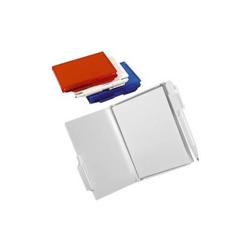 Блокнот для записей с авторучкой