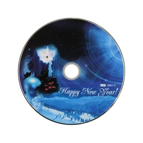 CD с записью самых популярных рождественских песен