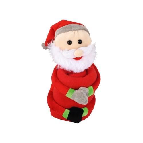 Мягкая игрушка «Дед Мороз» с пледом