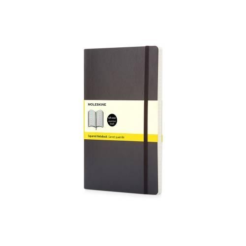 Записная книжка А6 Classic Soft (в клетку)