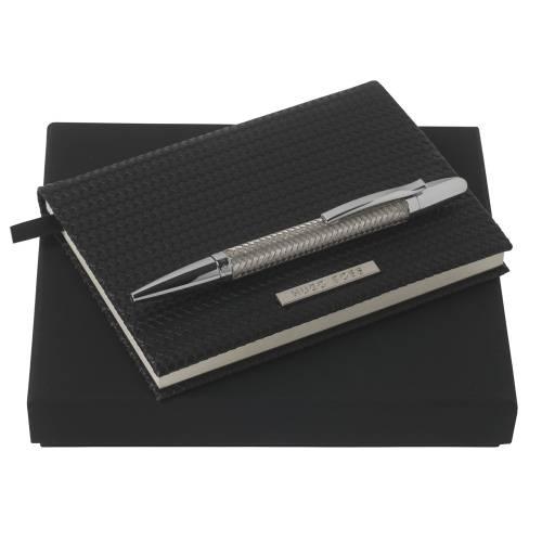Набор: блокнот A6, ручка шариковая