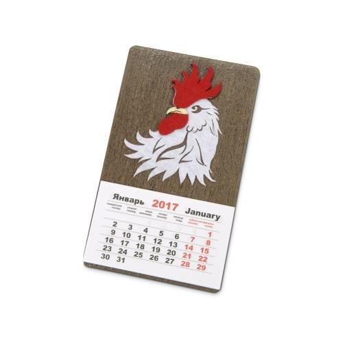 Магнит-календарь «Петушок»