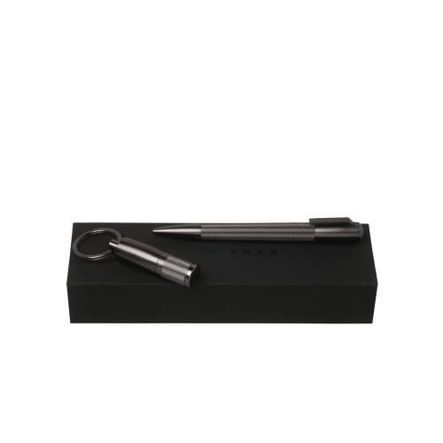 Подарочный набор: USB-флешка на 16 Гб, ручка шариковая