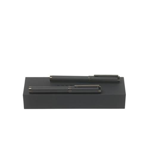 Подарочный набор: ручка перьевая, ручка роллер
