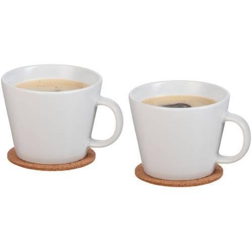 Набор чашек с костерами «Hartley»