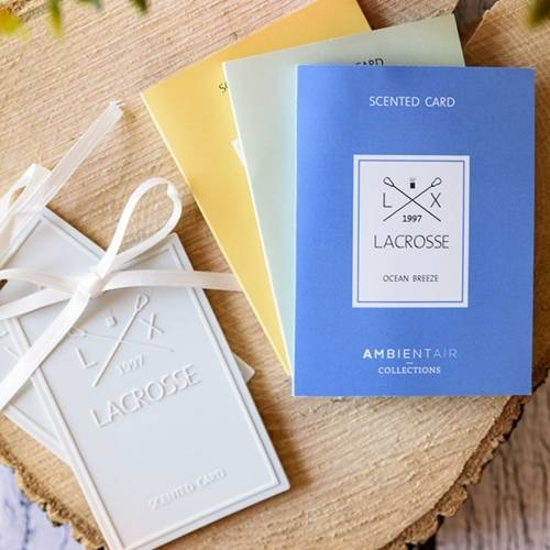 Карточка ароматическая Wood & Tonka