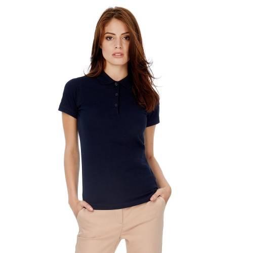 Рубашка поло женская Safran Timeless белая