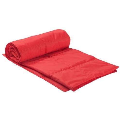 Плед стеганый Camper, красный
