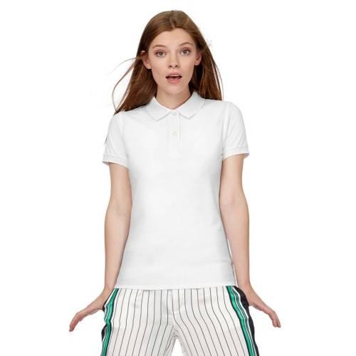 Рубашка поло женская Inspire, белая