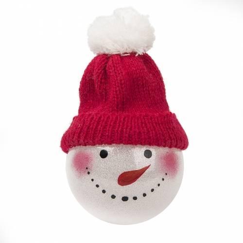 Шар новогодний SNOWMAN