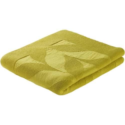 Плед Lappy, зеленый