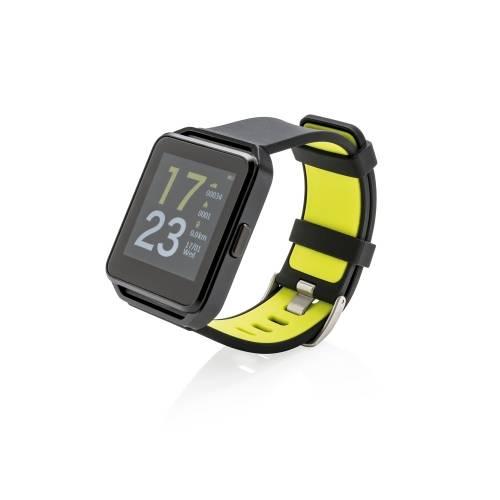 Фитнес-часы с цветным дисплеем