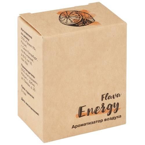 Ароматизатор воздуха Flava Energy, цитрус
