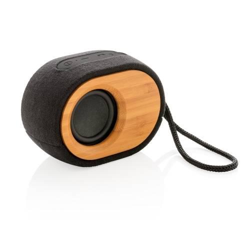 Колонка Bamboo X, черный