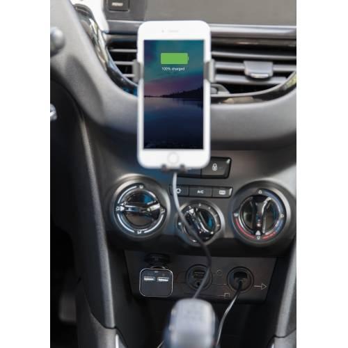 Сет для беспроводной зарядки в автомобиле, 10 W