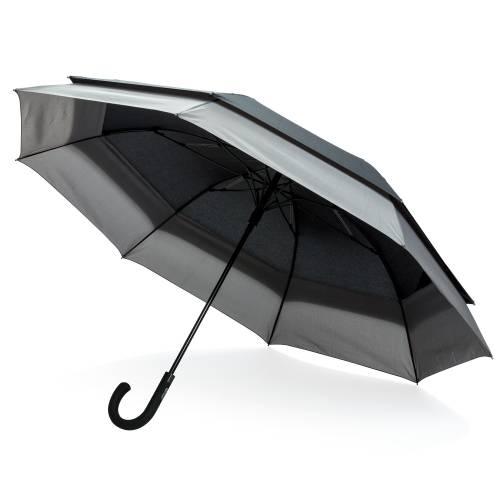 Расширяющийся зонт-антишторм Swiss Peak 23