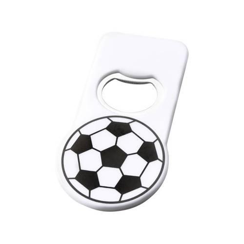 Футбольная открывалка с магнитом