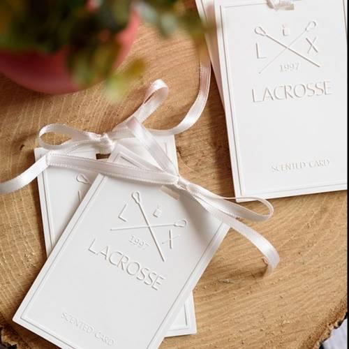Карточка ароматическая Osmanthus & Bourbon