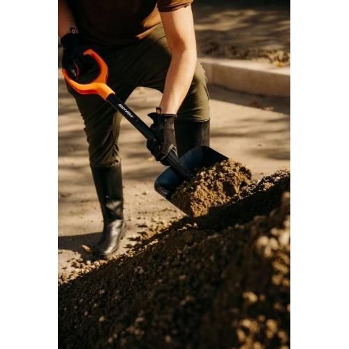 Лопата совковая укороченная Scoopy